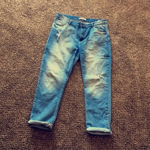 829b564b5a Bershka Jeans   Boyfriend Jean   Poshmark
